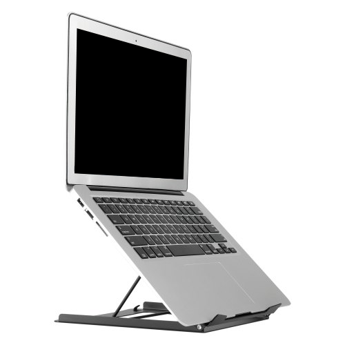 Laptop Riser Foldable | Accessories for your home workplace | Worktrainer.com