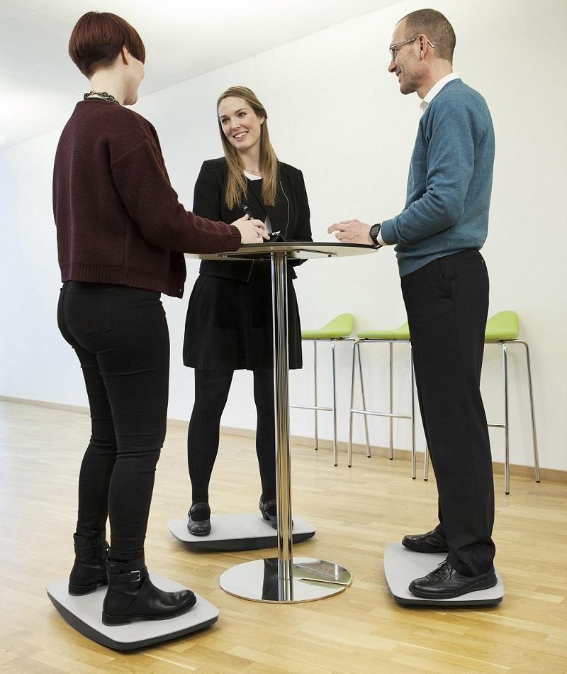 Steppie balansbord | kies voor een gezonde werkplek bezoek Worktrainer.nl