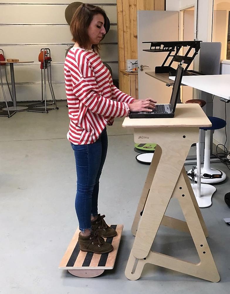 upboard hout sta tafel