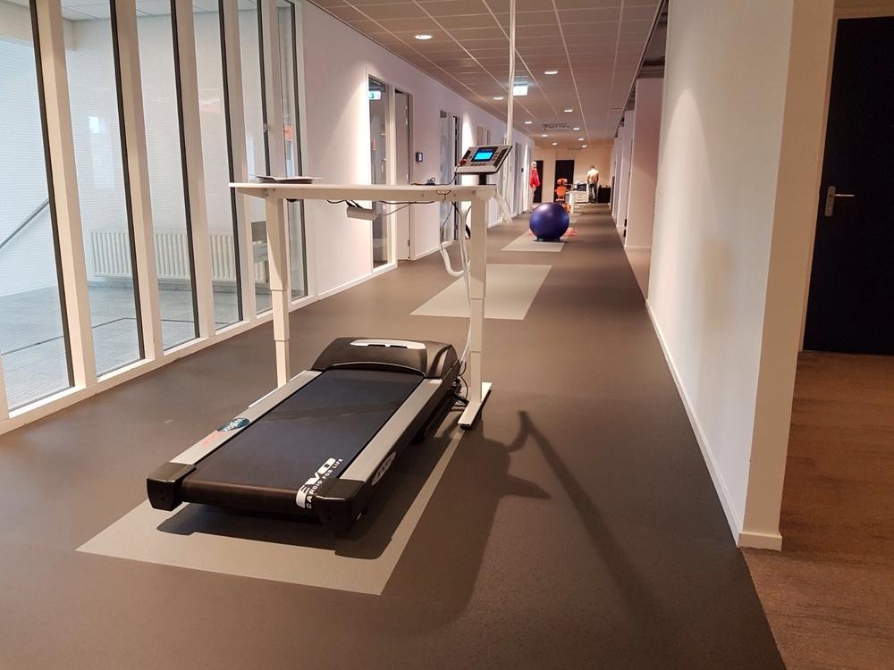 Staan, zitten of wandelen tijdens je werk. De Walkdesk XL is de gezondste werkplek die je maar kunt wensen. | Worktrainer.nl