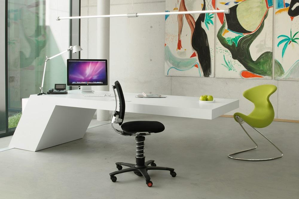 Kantoor stoel 3Dee | Aeris | Worktrainer.nl