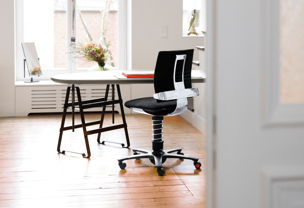 Office chair 3Dee | Aeris| Worktrainer.com