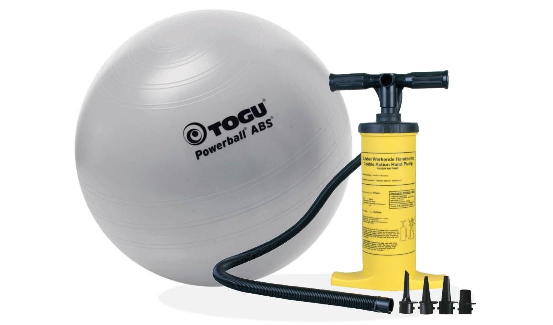 Powerpomp zitballen   Worktrainer.nl