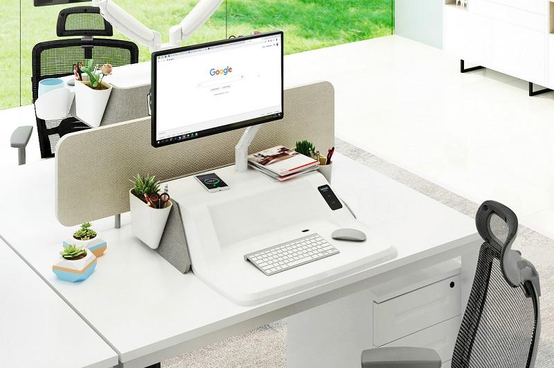 Workstation Flexidesk sit stand desk