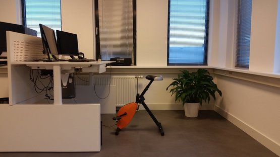 multifunctionele bureaus