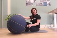 5 oefeningen met een zitbal - OfficeFit