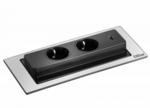 electra inbouwmodule electra | accessoires voor je werkplek bezoek Worktrainer.nl