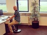 ongo at work Zit gezond met onze ergonomische bureaustoelen | Worktrainer.nl