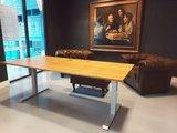 Steelforce 470 zit stabureau | wissel staan en zitten achter je bureau af | Worktrainer.nl