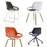 Kussens op Numo Designstoel  | kies voor een gezonde werkplek bezoek Worktrainer.nl