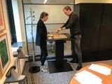 Bary Kolomtafel  | kies voor een gezonde werkplek bezoek Worktrainer.nl