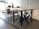 HonMove 4 poot zit sta bureau | kies voor een gezonde werkplek bezoek Worktrainer.nl