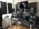 SteelForce 670 in studio