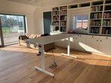Linak Smartdesk  | kies voor een gezonde werkplek bezoek Worktrainer.nl