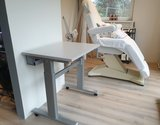 Steelforce 100 zit-sta bureau | Worktrainer.nl