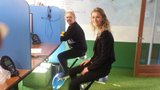 Deskbike bureaufiets | Fiets je fit achter je bureau | Worktrainer.nl
