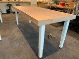 Honmove Zit-sta bureau wit zit sta bureau | kies voor een gezonde werkplek bezoek Worktrainer.nl