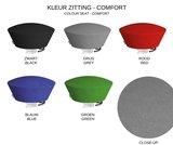 Aeris Swopper Comfort balanskruk kleuren zitting Balanceren achter je werkplek | Worktrainer.nl