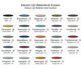 Kussen kleur Up! kruk Upkruk | balankruk | kies voor een gezonde werkplek bezoek Worktrainer.nl