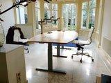 Zit sta vergadertafel Steelforce 675Wand muurtafel | kies voor een gezonde werkplek bezoek Worktrainer.nl