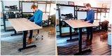 Updesk Air zit-stabureau  | Worktrainer.nl