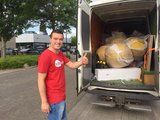 vluv bal bezorgen  | kies voor een gezonde werkplek bezoek Worktrainer.nl