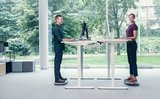 Balansbord | wissel staan en balanceren achter je bureau af | Worktrainer.nl