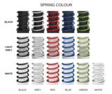 Veer kleur Aeris Swopper Comfort balanskruk | Balanceren achter je werkplek | Worktrainer.nl