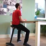 Wobble balanskruk  | kies voor een gezonde werkplek bezoek Worktrainer.nl
