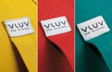 VLUV LEIV Small mustard  | kies voor een gezonde werkplek bezoek Worktrainer.nl