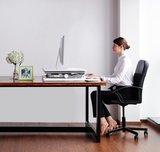 staand werken - thuiswerkplek - gezond werken