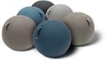 Office Ball - Balansbal   Balanceren achter je bureau   blijf in beweging   Worktrainer.nl