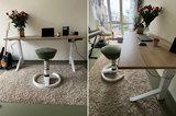 Swopper Comfort - Aeris Balanceren achter je werkplek | Worktrainer.nl