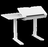 Zit-sta tekentafel FlipDesk | Staand tekenen achter je bureau | Worktrainer.nl
