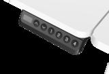 Bediening zit-sta tekentafel FlipDesk | Staand tekenen achter je bureau | Worktrainer.nl