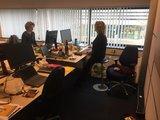 Zit-Sta Stoel - Aeris Muvman - Worktrainer.nl