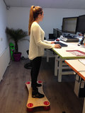 Togu Balanza Ballstep balans step Worktrainer.nl