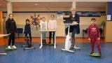 Fitdisc balansbord Worktrainer.nl