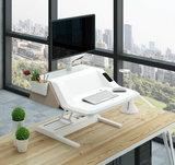 Flexdesk zit-sta verhoger Worktrainer.nl