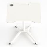 DEMO - Klein gasveer zit-sta bureau - Single Leg Desk_