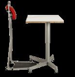 Stand4Work Stand 4 Work S4W sta-stoel Worktrainer.nl