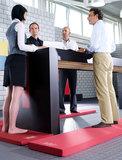 Kybun Solutions KyBounder Stamat Standingmat Black Antraciet Zwart Grijs Grey Gray Bordeaux worktrainer.nl worktrainer.com