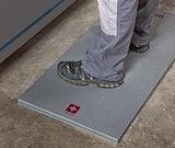 Kybun Solutions KyBounder Stamat Standingmat Grey Grijs Gray worktrainer.nl worktrainer.com