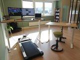 Walkdesk solo loopband achter je bureau Worktrainer.nl