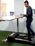 walkdesk solo wtb500 walk behind your desk Worktrainer.com