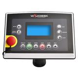 display walkdesk solo wtb500 walk behind your desk Worktrainer.com