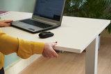 Gaslift sit-standing desk Updesk Air Worktrainer.com