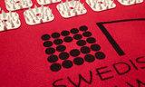 Nails of Bliss stamat standing spijkermat Zweedse Zweden Sweden acupressuur mat worktrainer.nl rood red black workrainer.com