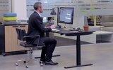 Electric Sit-Stand Desk - Linak SmartDesk - Worktrainer.com