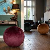 Sitting ball VLUV VARM | Ergonomic ball | Fitness ball | Worktrainer.com